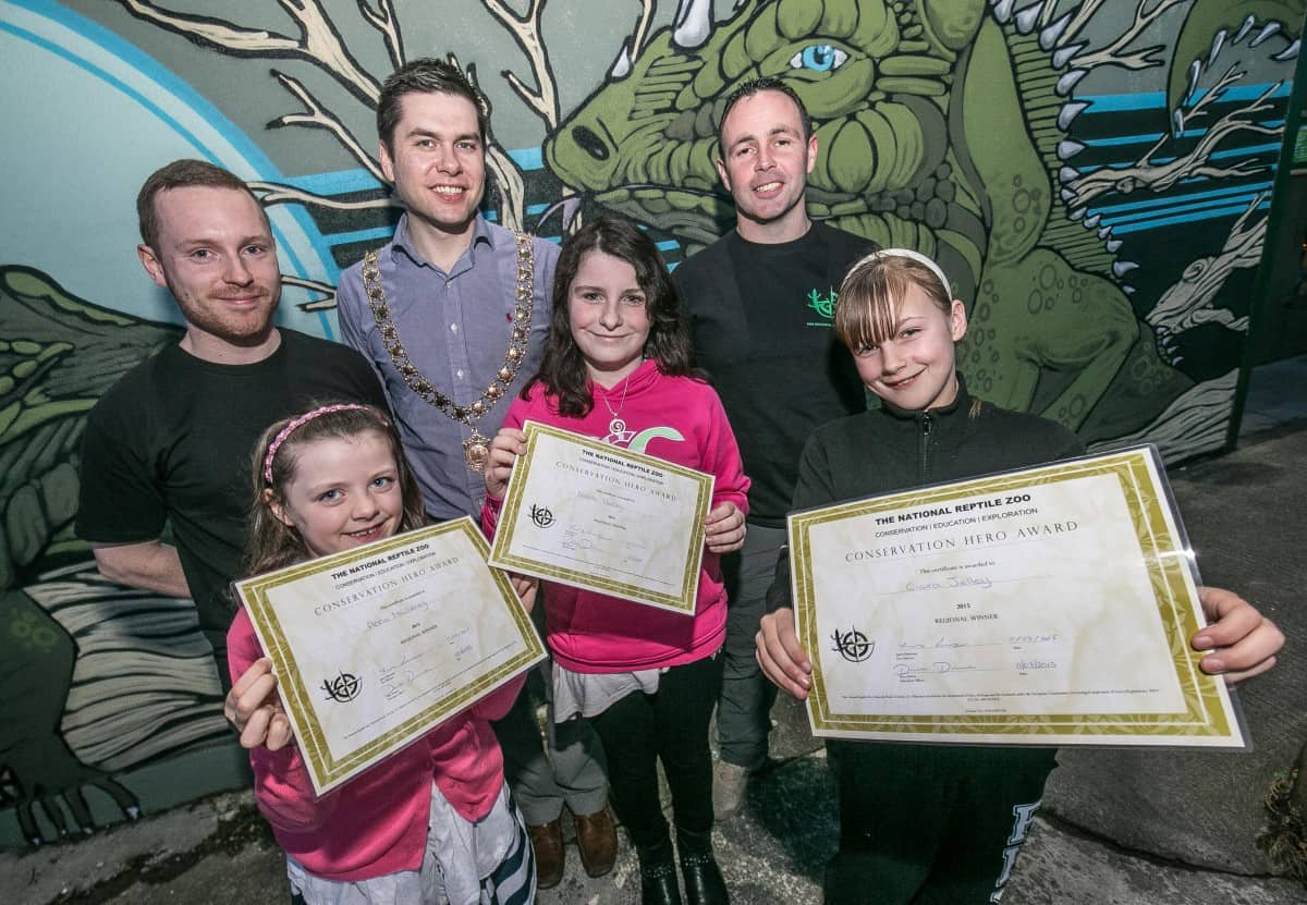 Junior Conservation Heros