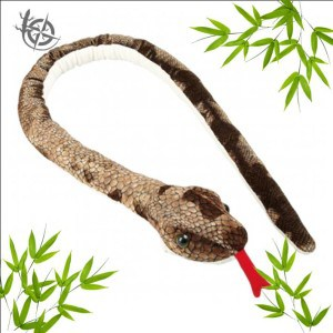 Anaconda soft toy