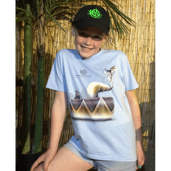 Tee-Shirt – National Reptile Zoo