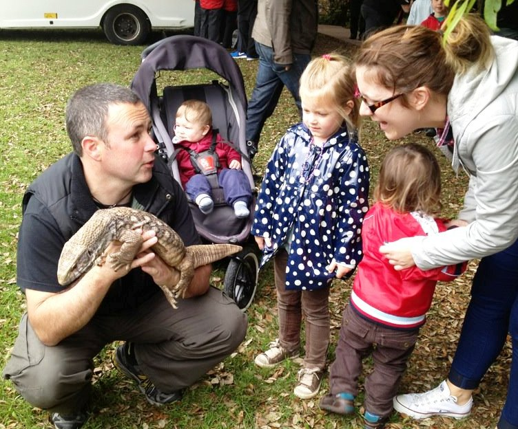 James, Bosc Monitor, Family, Raheny Family Fun Day